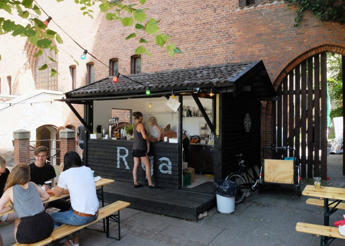 Riga pop-up bar