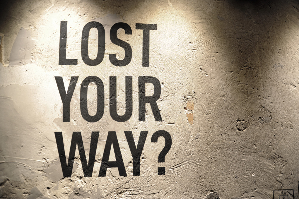 Lost-your-way