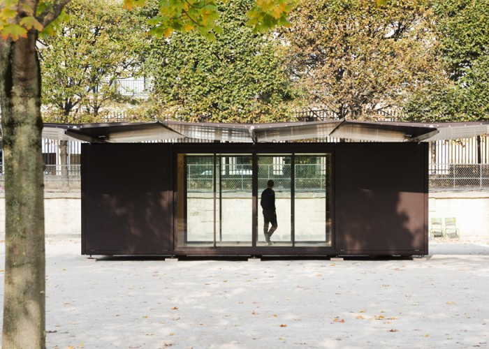 The Kiosque project in Paris
