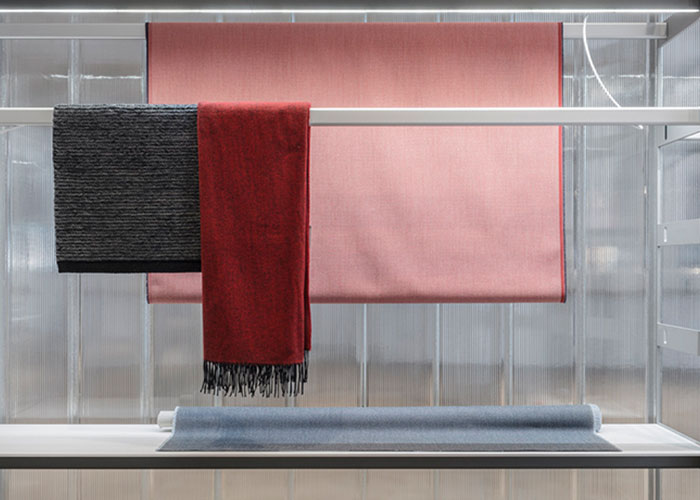 Kvadrat´s Flagship Showroom